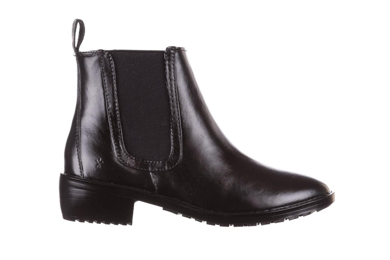 Kalosze emu ellin rainboot black 119126, czarny, guma 11