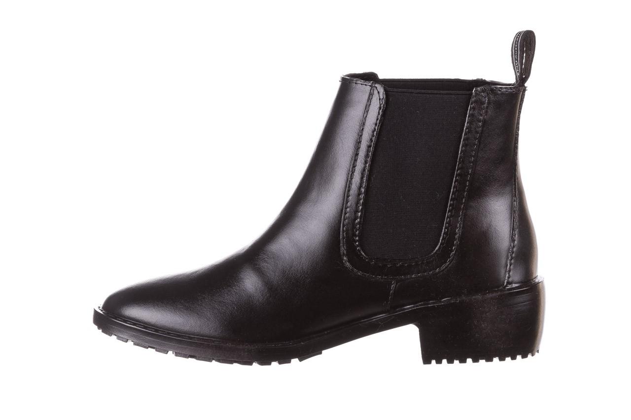 Kalosze emu ellin rainboot black 119126, czarny, guma 13