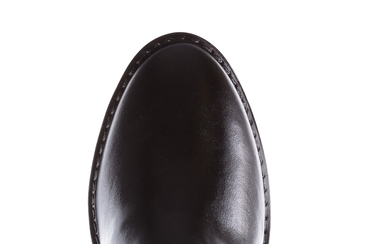 Kalosze emu ellin rainboot black 119126, czarny, guma 20