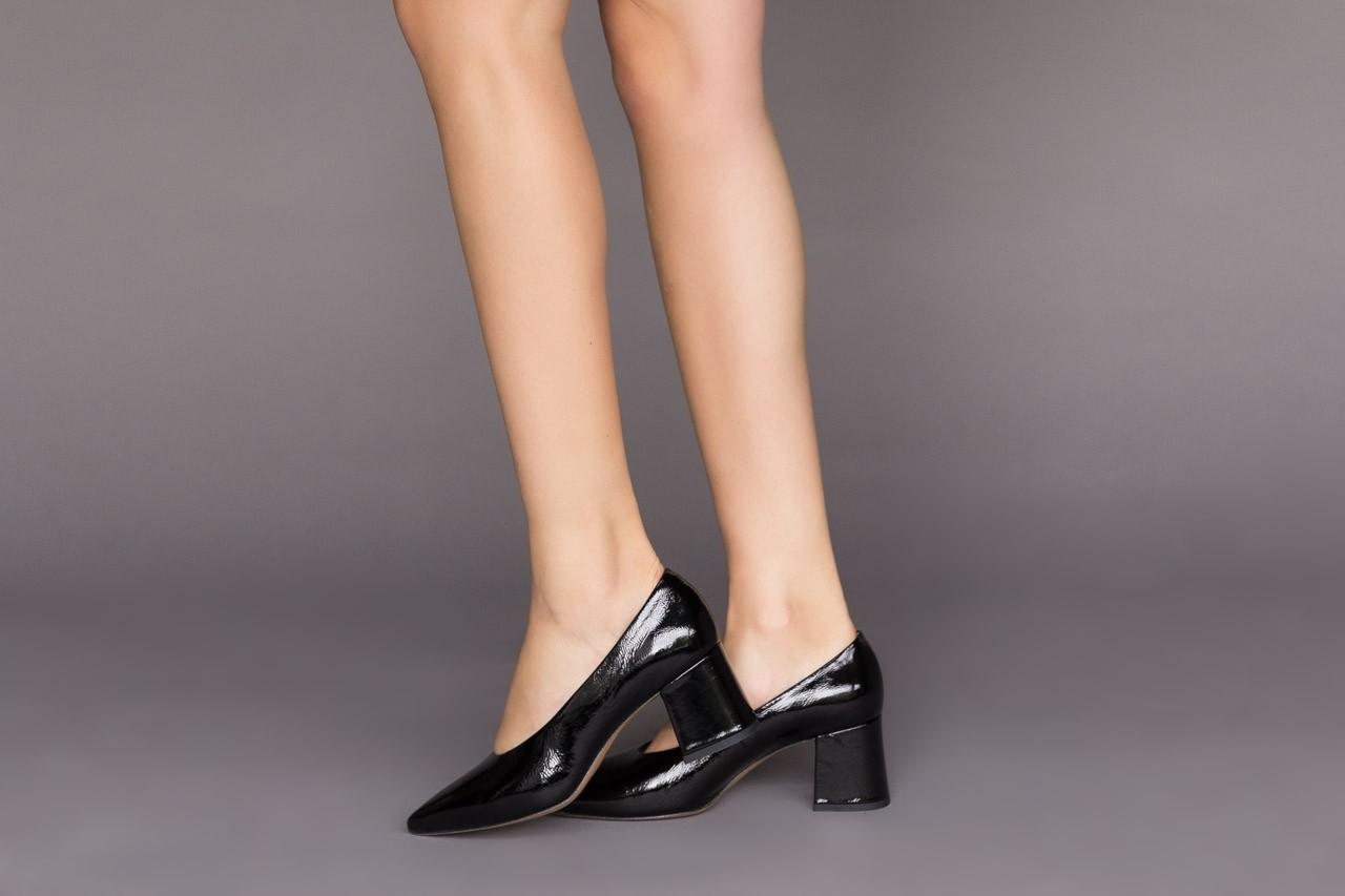 Czółenka bayla-188 029 czarny, skóra naturalna lakierowana - skórzane - czółenka - buty damskie - kobieta 11