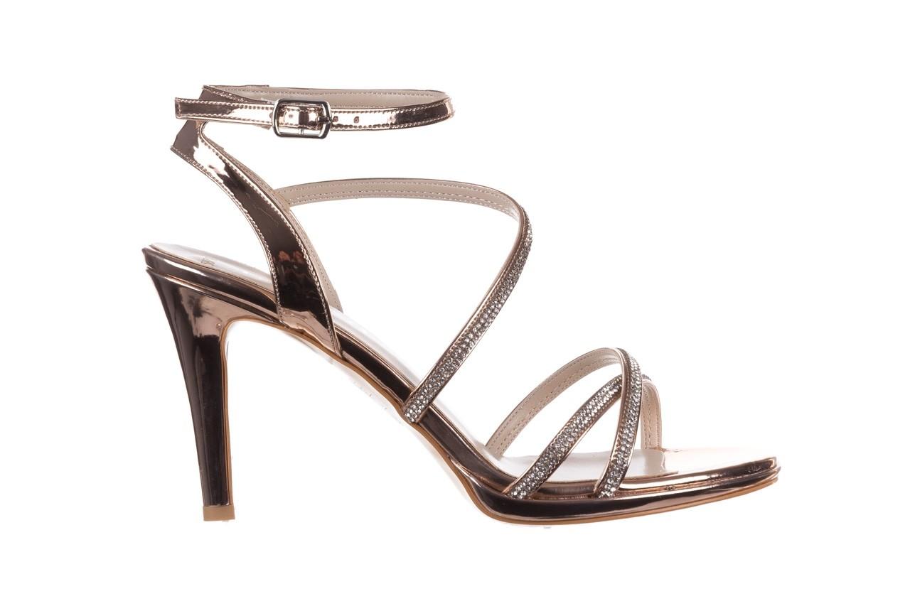 Sandały bayla-187 587-9078 róż j, skóra ekologiczna  - szpilki - buty damskie - kobieta 7