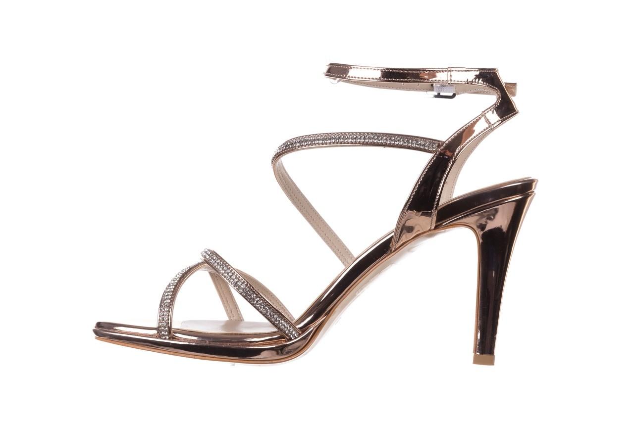 Sandały bayla-187 587-9078 róż j, skóra ekologiczna  - szpilki - buty damskie - kobieta 9