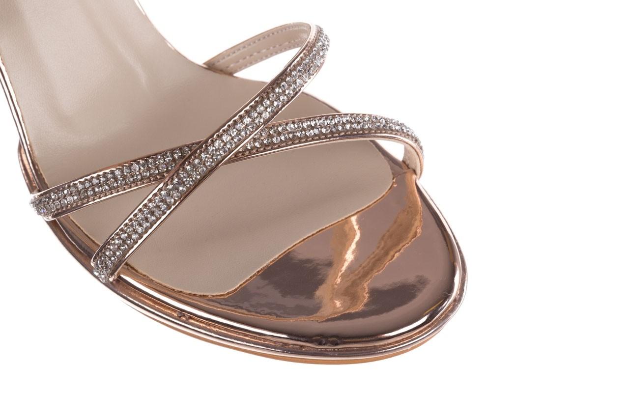 Sandały bayla-187 587-9078 róż j, skóra ekologiczna  - szpilki - buty damskie - kobieta 12