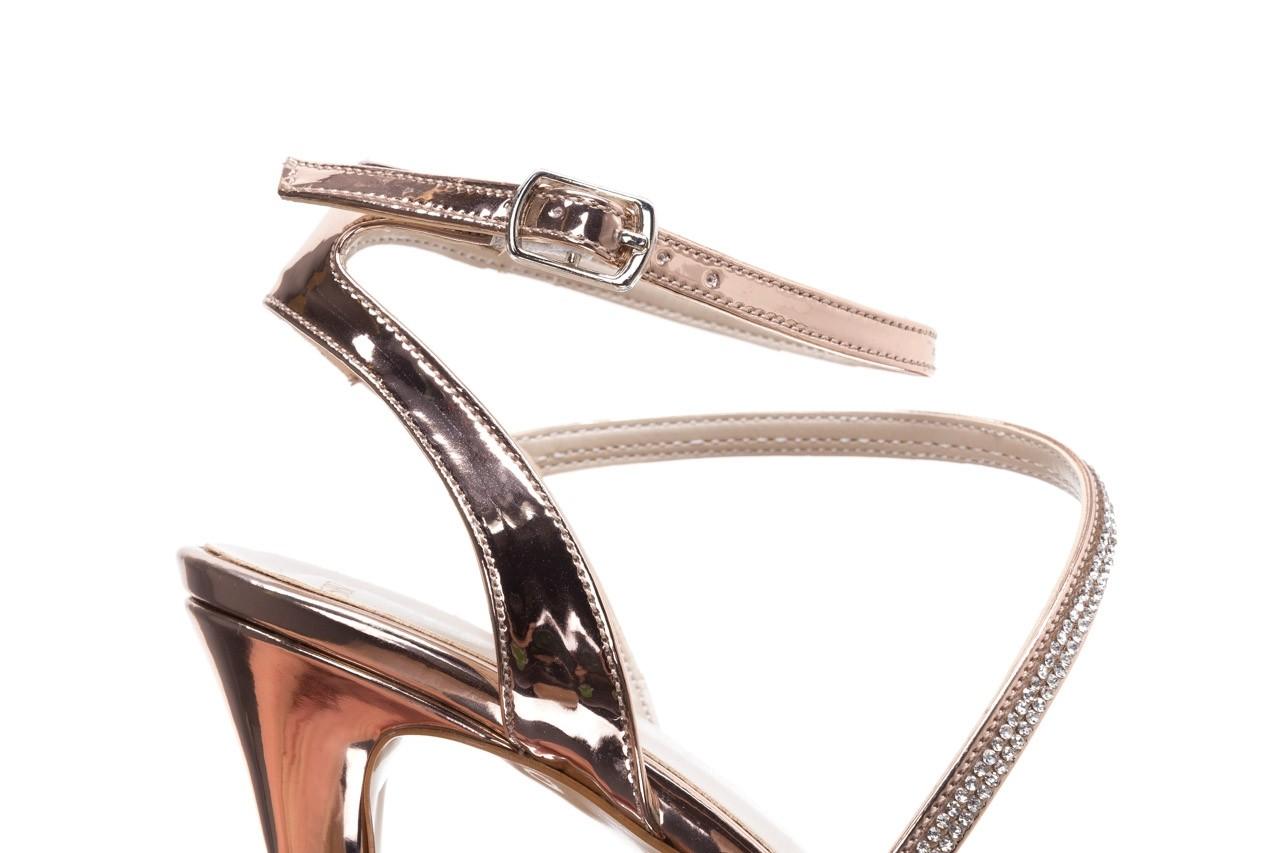 Sandały bayla-187 587-9078 róż j, skóra ekologiczna  - szpilki - buty damskie - kobieta 13