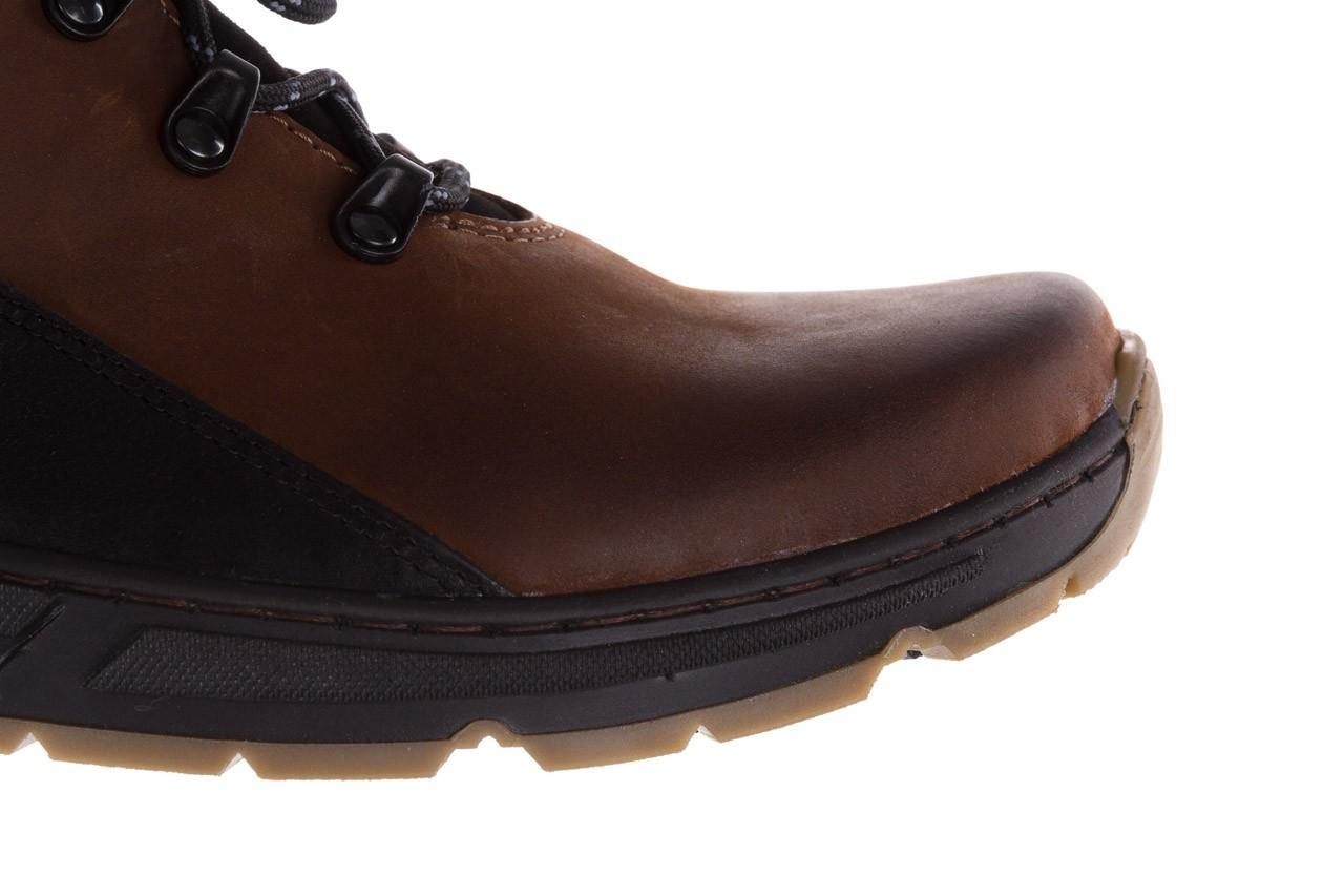 Półbuty bayla-081 903 cuoio, brąz, skóra naturalna  - trzewiki - buty męskie - mężczyzna 14