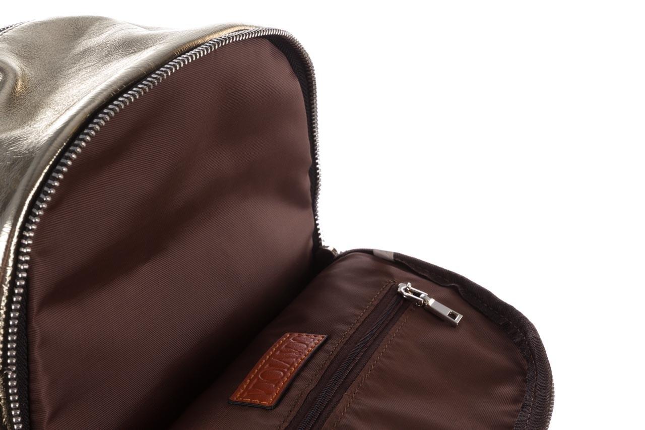 Plecak sca'viola torebka t-84 gold, złoty, skóra naturalna  - plecaki - torebki - akcesoria - kobieta 16