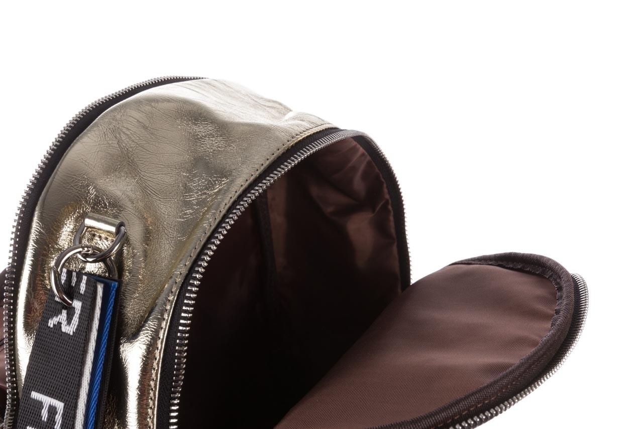 Plecak sca'viola torebka t-84 gold, złoty, skóra naturalna  - plecaki - torebki - akcesoria - kobieta 17