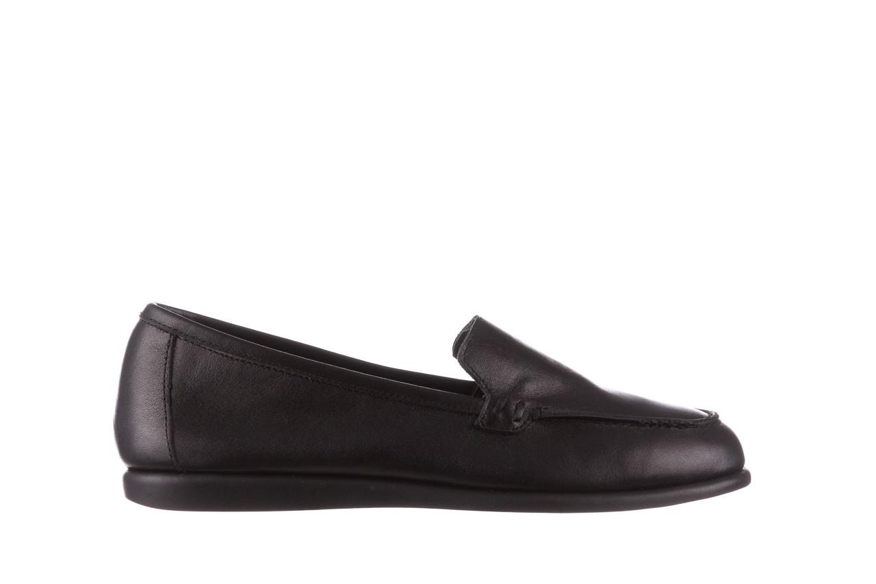 Półbuty bayla-196 168504 d44 196015, czarny, skóra naturalna  - skórzane - półbuty - buty damskie - kobieta 9