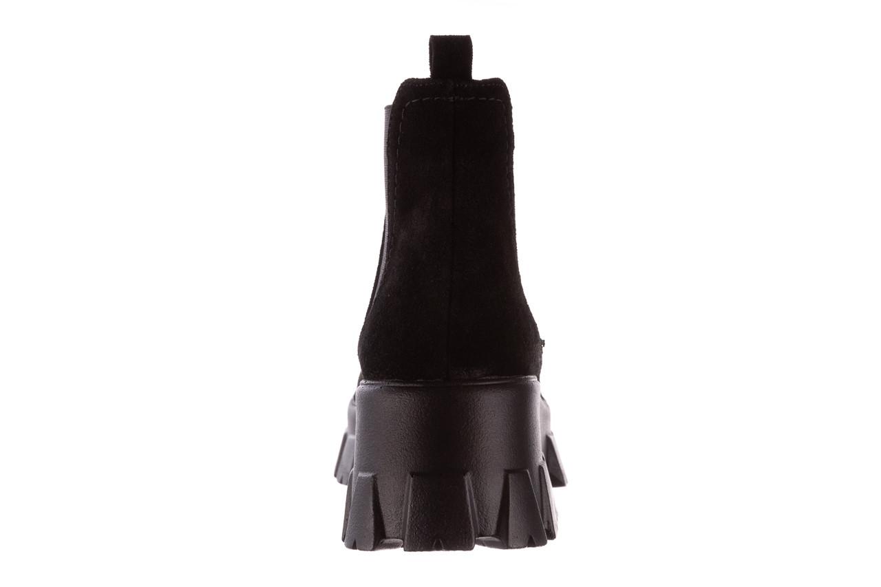 Botki bayla-196 20ef126-01 y16 196016, czarny, skóra naturalna  - buty zimowe - trendy - kobieta 18