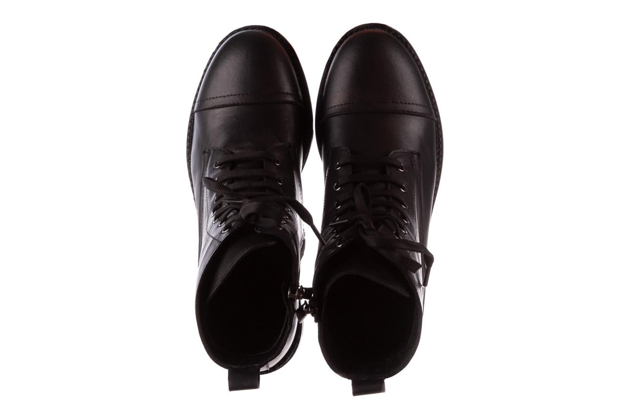 Trzewiki bayla-196 263801 d44 196025, czarny, skóra natutralna  - trzewiki - buty damskie - kobieta 14