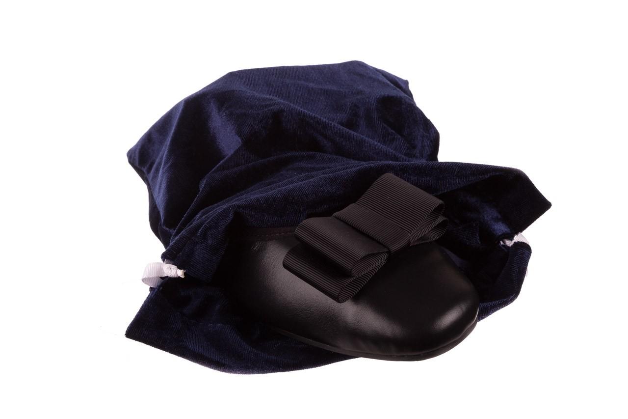 Baleriny viscala 11870.26 czarny, skóra naturalna - viscala - nasze marki 17