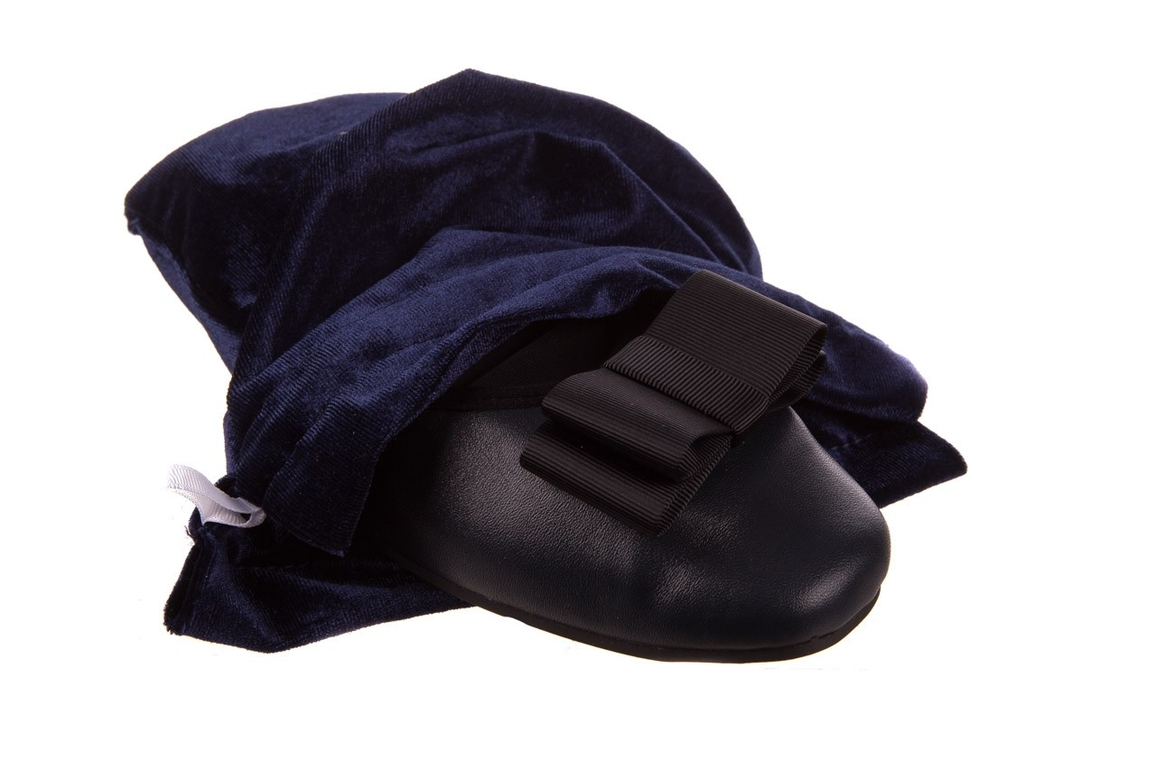 Baleriny viscala 11870.25 ciemny, granat, skóra naturalna - baleriny - buty damskie - kobieta 17