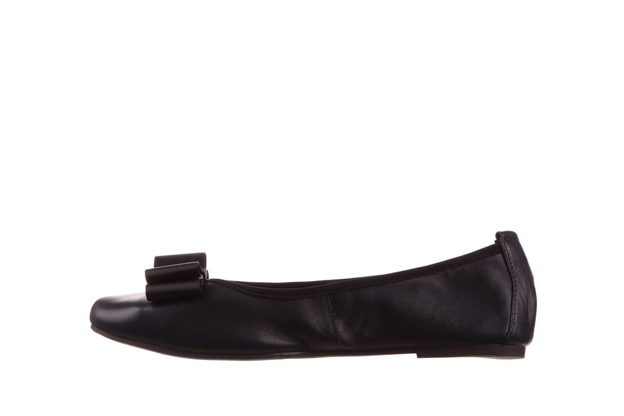 Baleriny viscala 11870.25 ciemny, granat, skóra naturalna - baleriny - buty damskie - kobieta 12