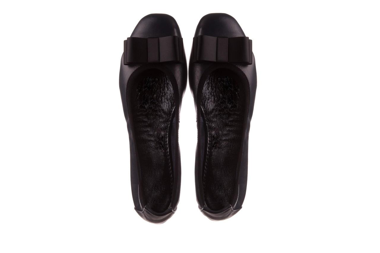 Baleriny viscala 11870.25 ciemny, granat, skóra naturalna - baleriny - buty damskie - kobieta 14