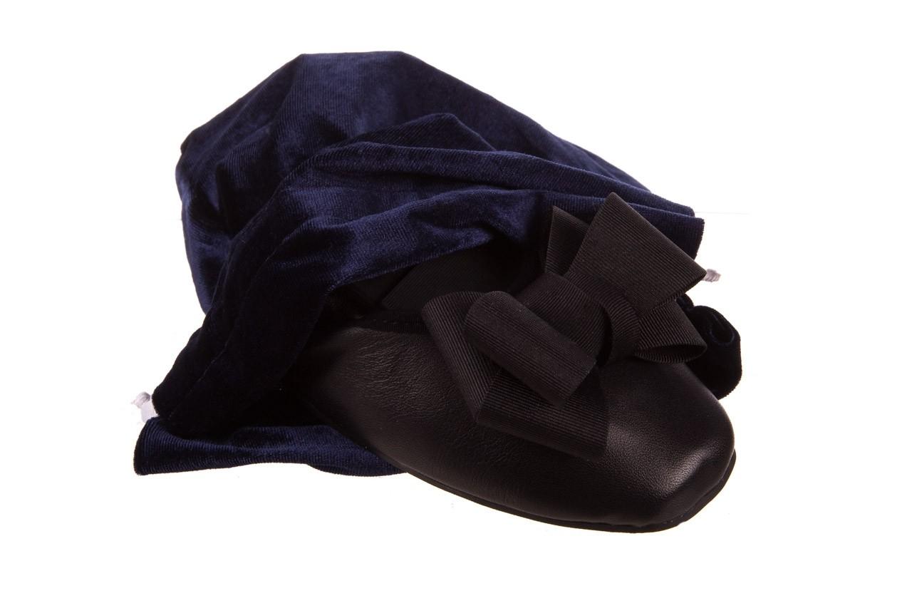 Baleriny viscala 11870.23 czarny, skóra naturalna - viscala - nasze marki 17