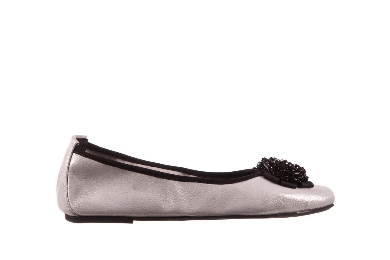 Baleriny viscala 11870.37 biały perłowy, skóra naturalna - baleriny - buty damskie - kobieta 10