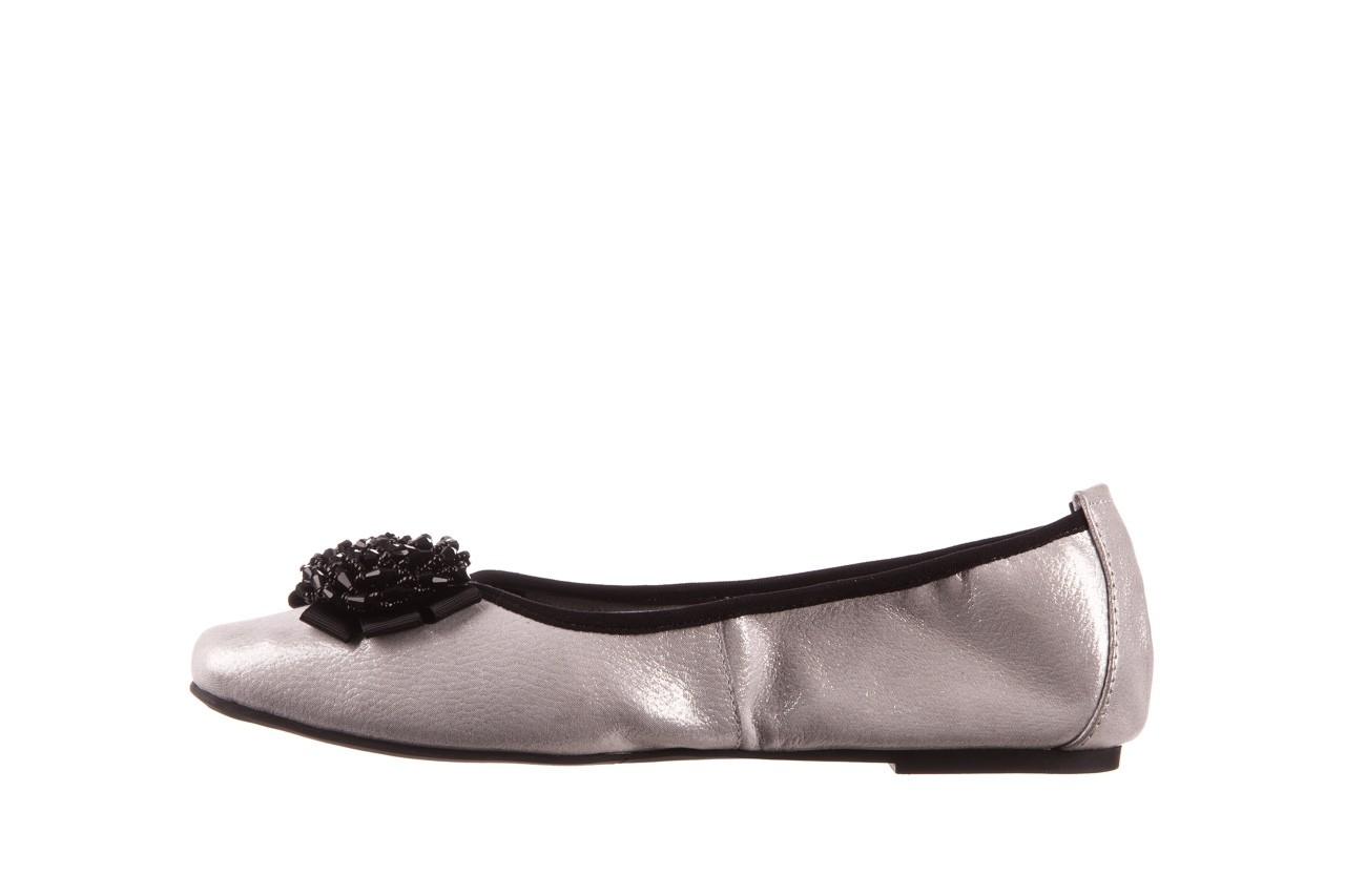 Baleriny viscala 11870.37 biały perłowy, skóra naturalna - baleriny - buty damskie - kobieta 12