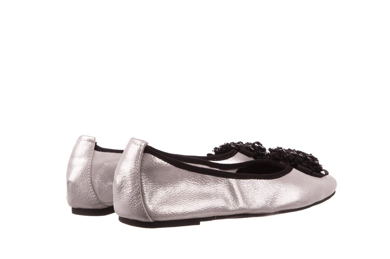 Baleriny viscala 11870.37 biały perłowy, skóra naturalna - baleriny - buty damskie - kobieta 13
