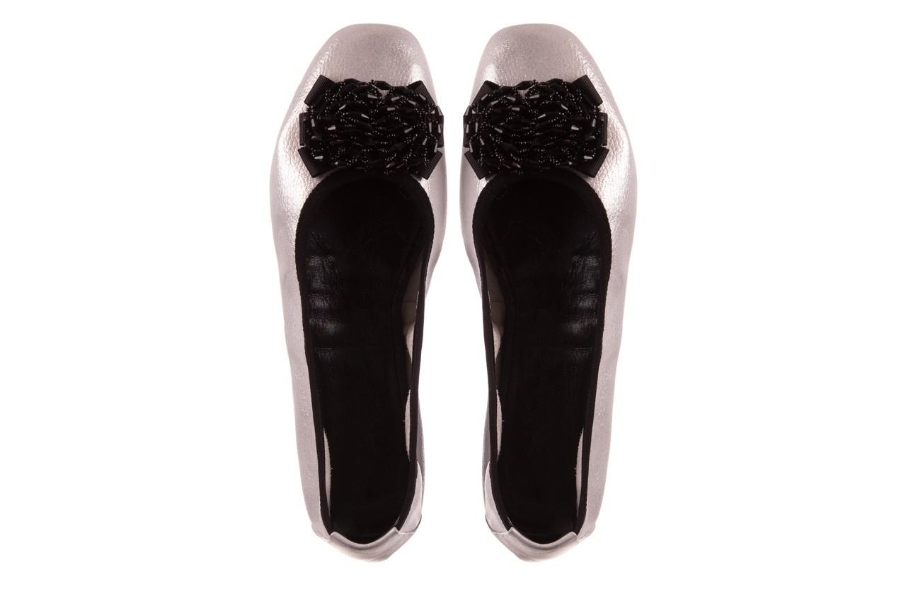Baleriny viscala 11870.37 biały perłowy, skóra naturalna - baleriny - buty damskie - kobieta 14