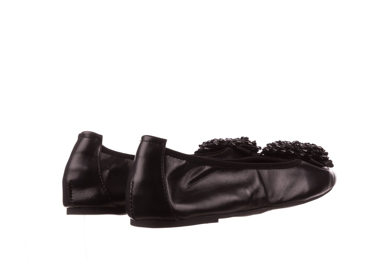 Baleriny viscala 11870.58 czarny, skóra naturalna - viscala - nasze marki 13