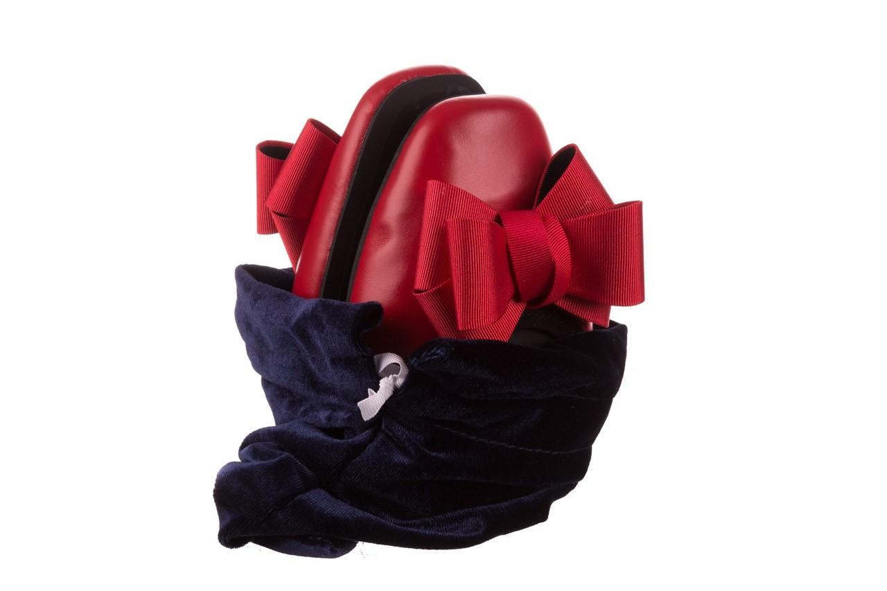 Baleriny viscala 11870.32 czerwony, skóra naturalna - skórzane - baleriny - buty damskie - kobieta 16