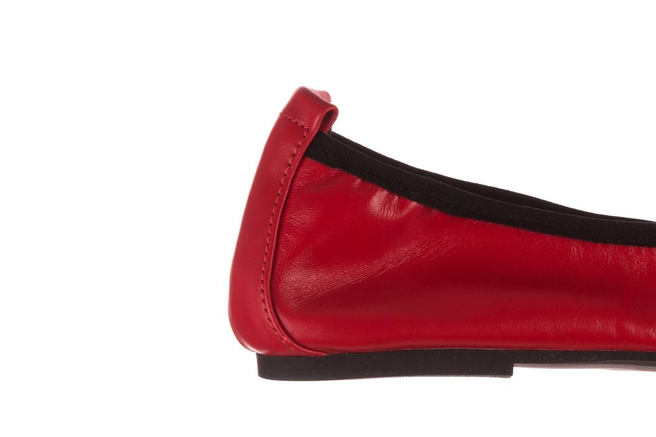 Baleriny viscala 11870.32 czerwony, skóra naturalna - skórzane - baleriny - buty damskie - kobieta 19