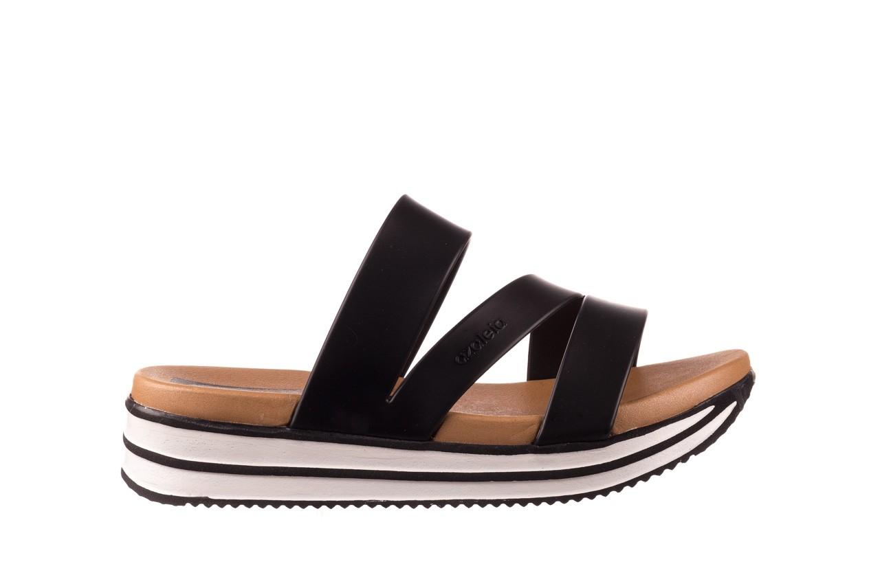 Klapki azaleia 260 496 black, czarny, guma - klapki - buty damskie - kobieta 8
