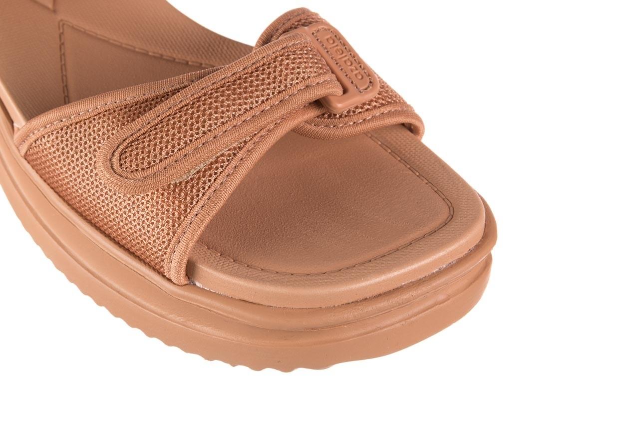 Sandały azaleia 320 321 nude, róż, materiał - sandały - buty damskie - kobieta 12