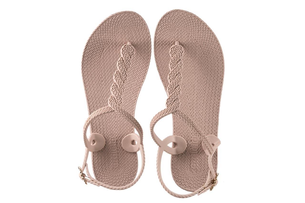 Sandały azaleia 296 569 pettit, beż, guma - mega okazje - ostatnie rozmiary 11
