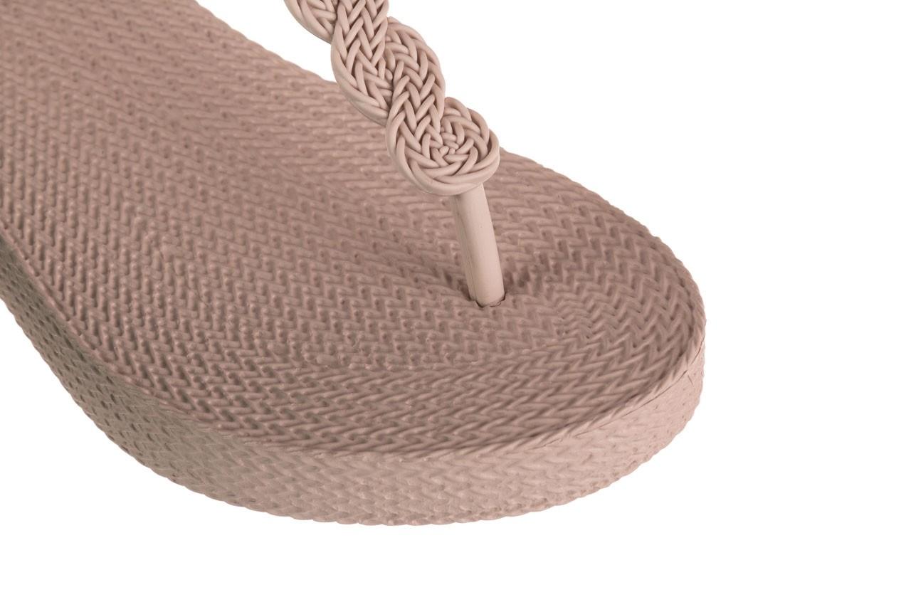 Sandały azaleia 296 569 pettit, beż, guma - mega okazje - ostatnie rozmiary 12