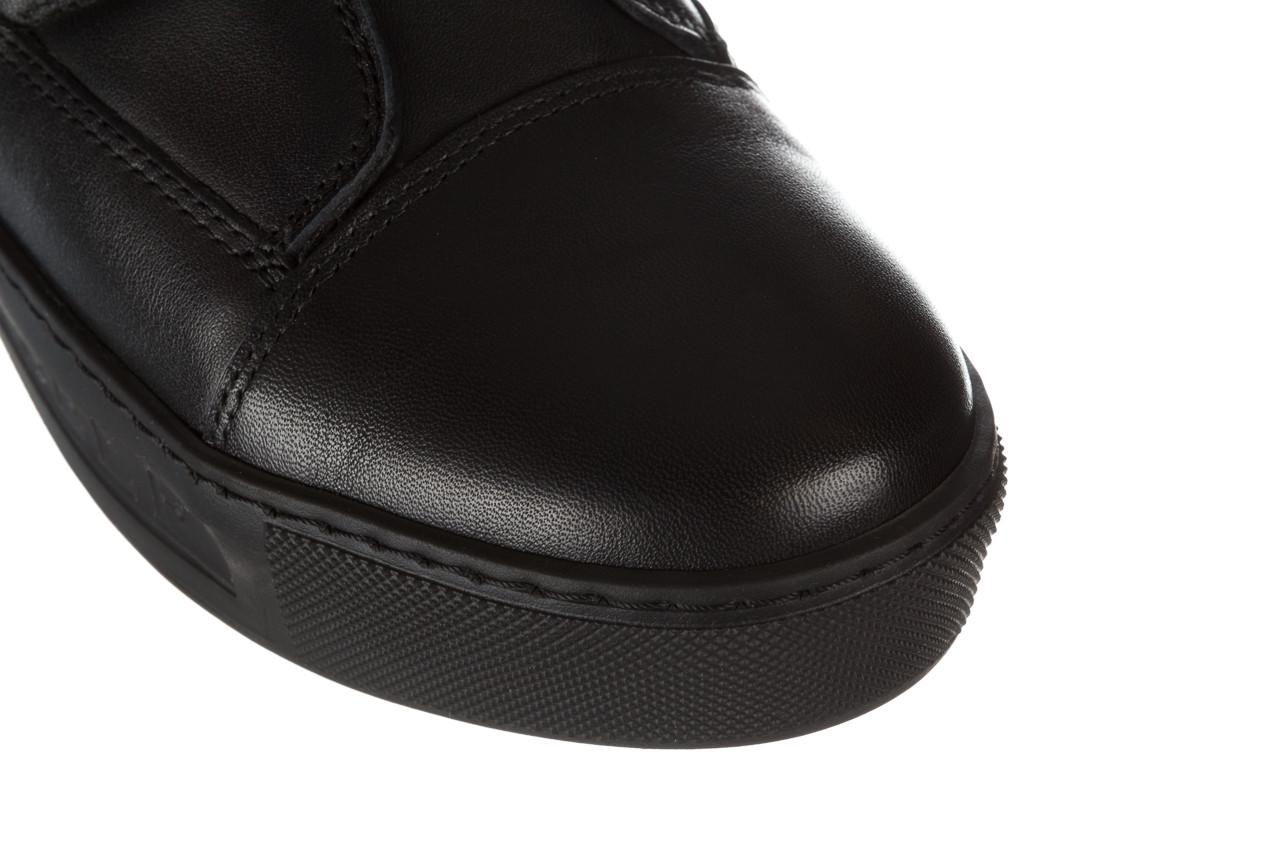 Śniegowce bayla 161 017 2021 02 black 161161, czarny, skóra naturalna  - śniegowce - śniegowce i kalosze - buty damskie - kobieta 19