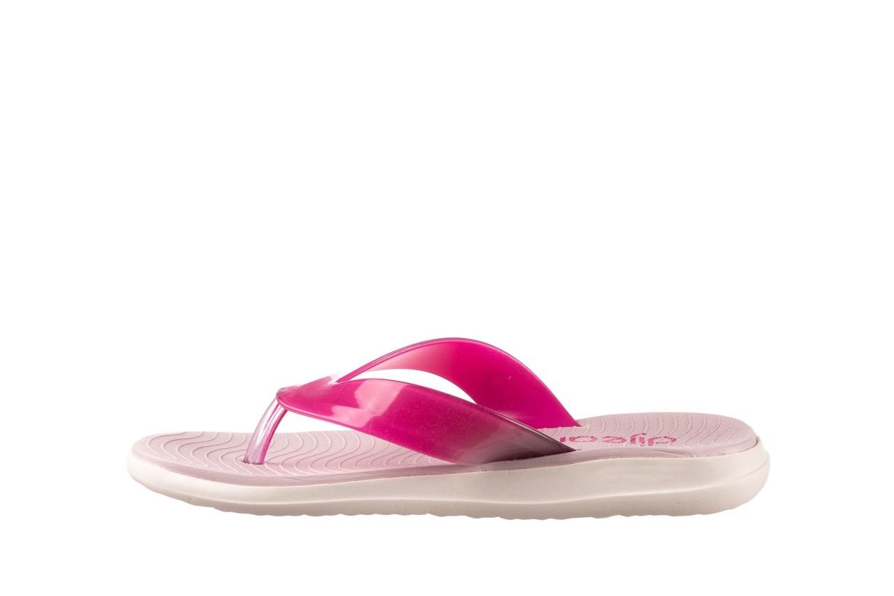 Klapki dijean 285 368 cereja cherry degrade, róż, guma - gumowe/plastikowe - klapki - buty damskie - kobieta 9