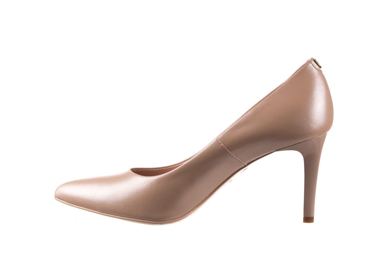 Czółenka bayla-056 1816-1421 beż 20, skóra naturalna  - skórzane - czółenka - buty damskie - kobieta 9