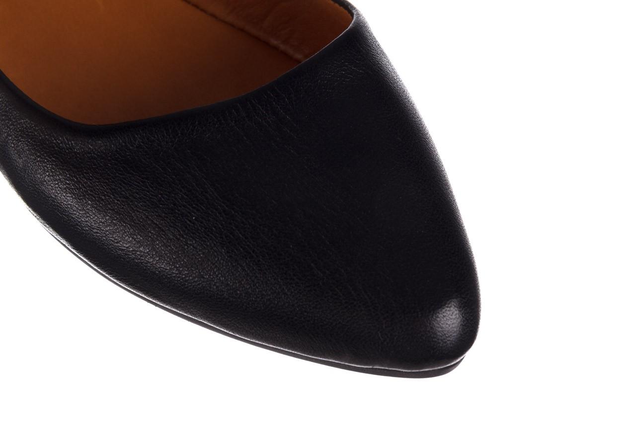 Baleriny bayla-161 066 1000 3 20 black, czarny, skóra naturalna  - skórzane - baleriny - buty damskie - kobieta 13