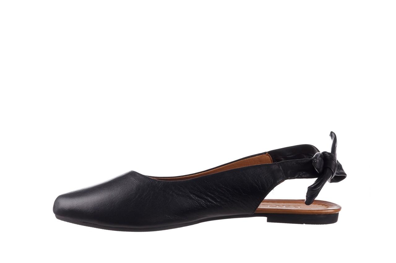 Sandały bayla-161 066 504 3 20 black, czarny, skóra naturalna  - bayla - nasze marki 10