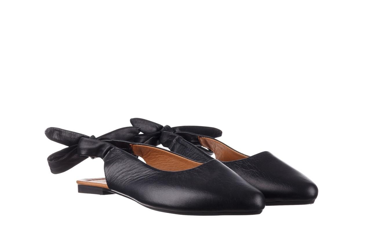 Sandały bayla-161 066 504 3 20 black, czarny, skóra naturalna  - bayla - nasze marki 9