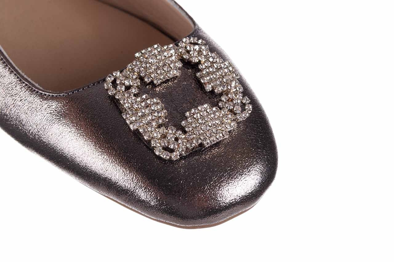 Sandały bayla-161 093 388 4054 platin, srebrny, skóra naturalna - wiosna-lato 2020 14