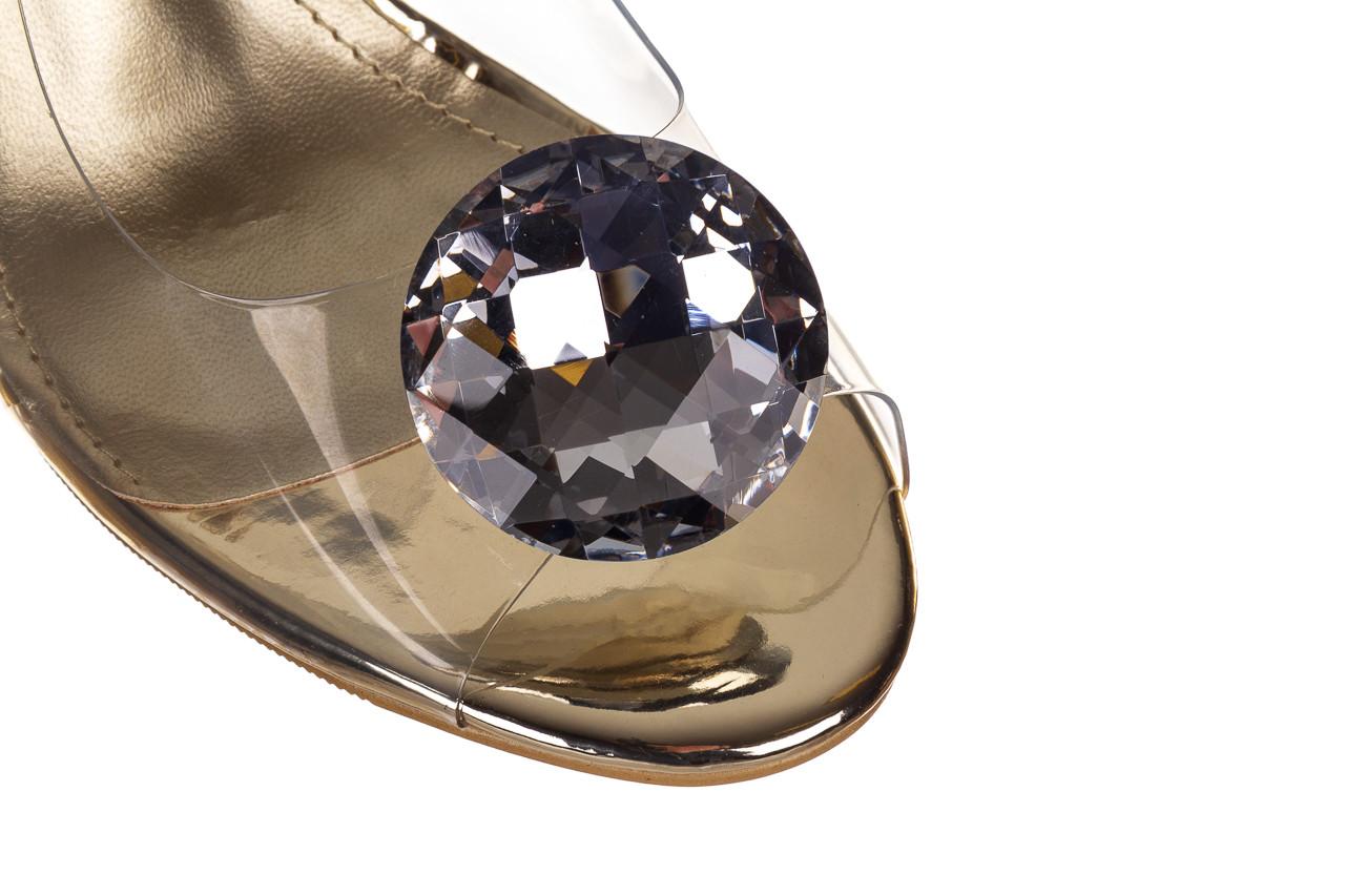 Sandały sca'viola g-17 gold 21 047169, złoty silikon - sca`viola - nasze marki 13