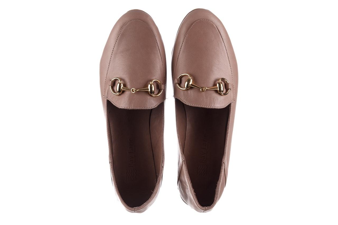 Półbuty bayla-161 138 80127 hat, beż, skóra naturalna - półbuty - buty damskie - kobieta 12