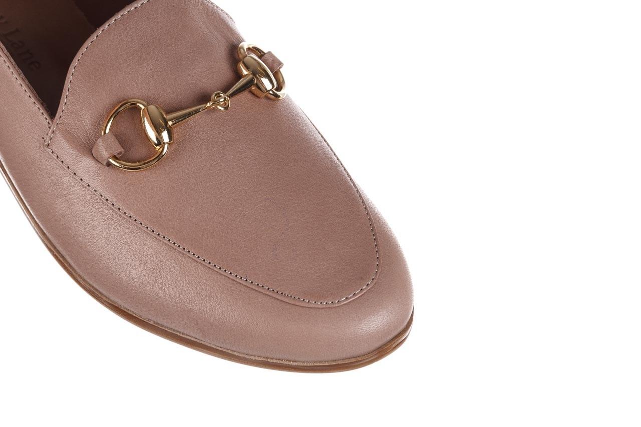 Półbuty bayla-161 138 80127 hat, beż, skóra naturalna - półbuty - buty damskie - kobieta 14