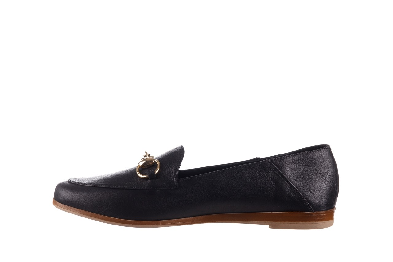 Półbuty bayla-161 138 80127 black, czarny, skóra naturalna - półbuty - buty damskie - kobieta 10