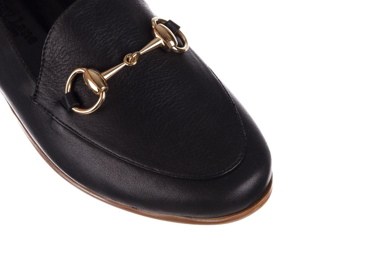 Półbuty bayla-161 138 80127 black, czarny, skóra naturalna - półbuty - buty damskie - kobieta 14