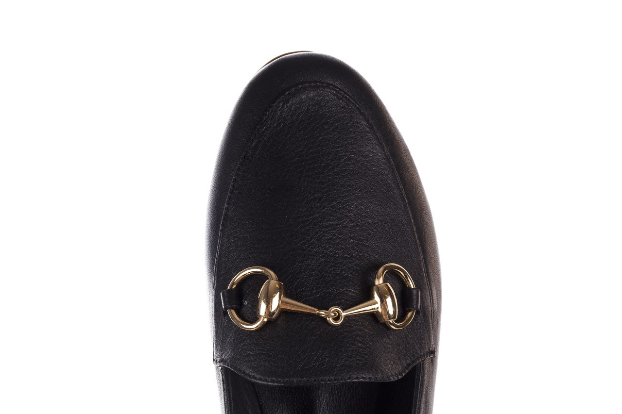 Półbuty bayla-161 138 80127 black, czarny, skóra naturalna - półbuty - buty damskie - kobieta 13