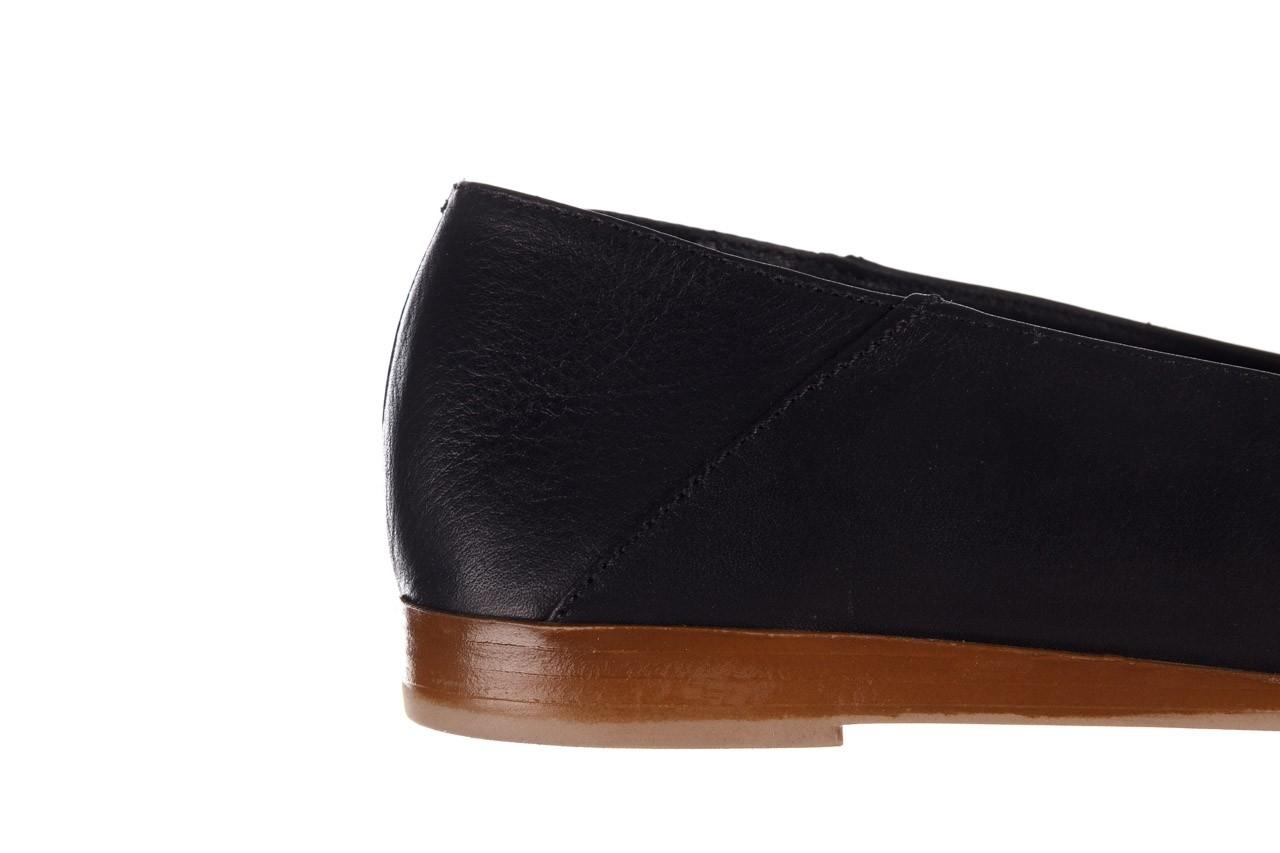 Półbuty bayla-161 138 80127 black, czarny, skóra naturalna - półbuty - buty damskie - kobieta 15