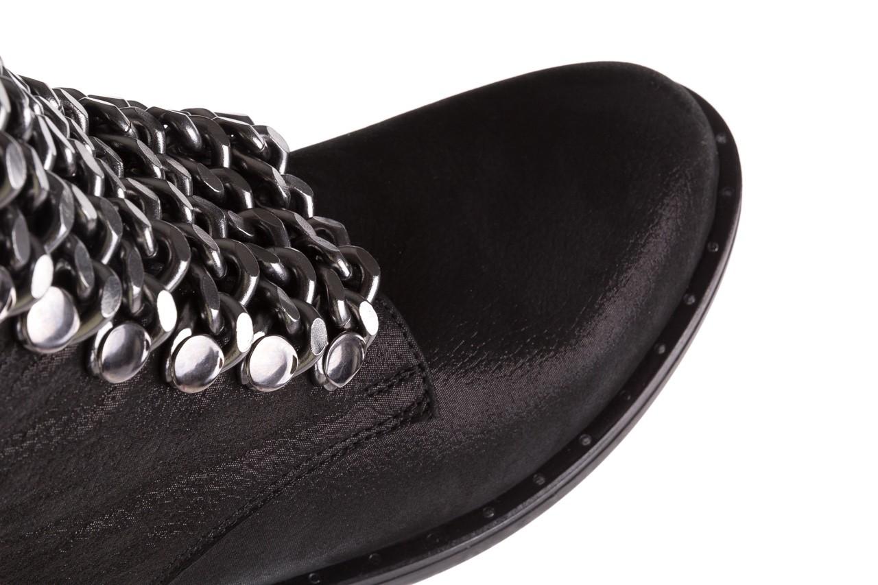 Trzewiki bayla-112 0460-802 czarne, skóra naturalna - trzewiki - buty damskie - kobieta 13