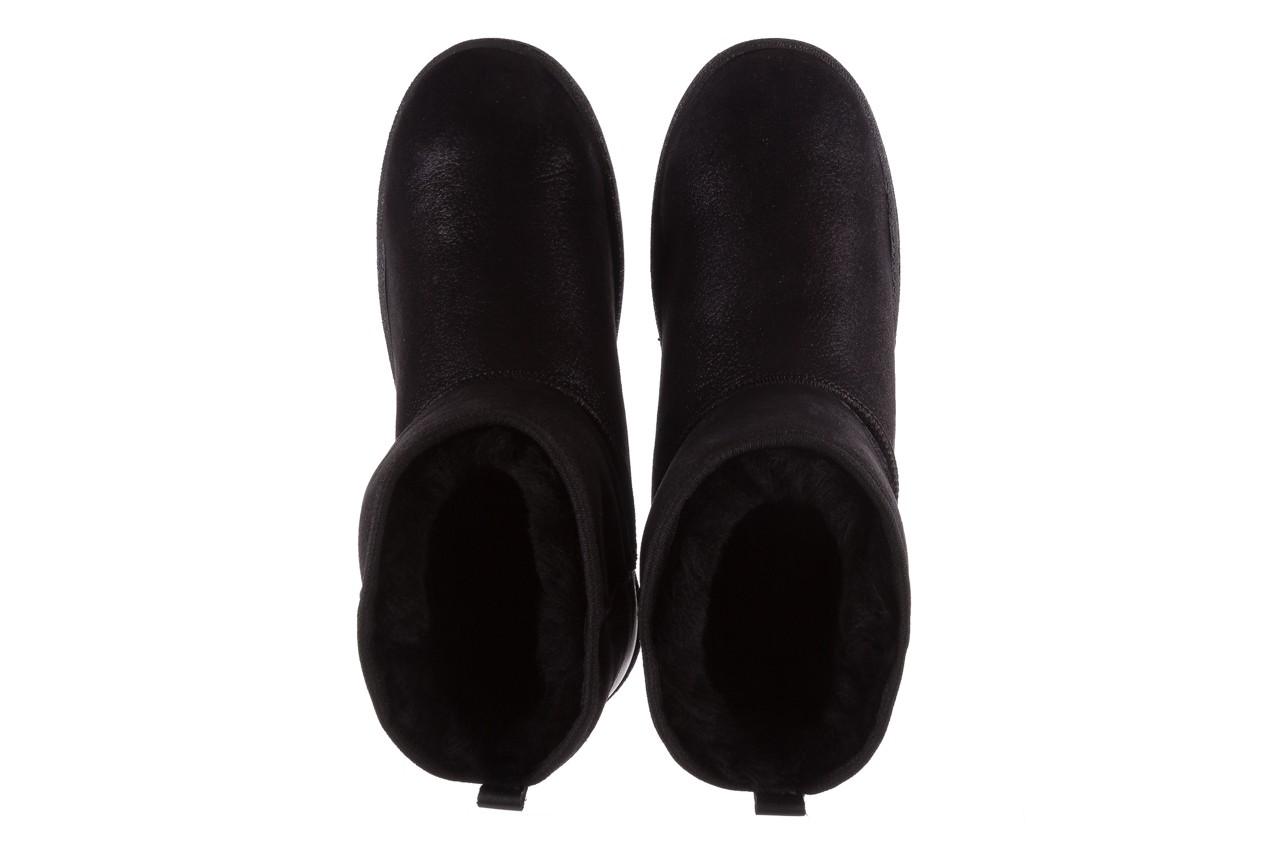 Śniegowce bayla-112 0575-9015d czarne, skóra naturalna 12