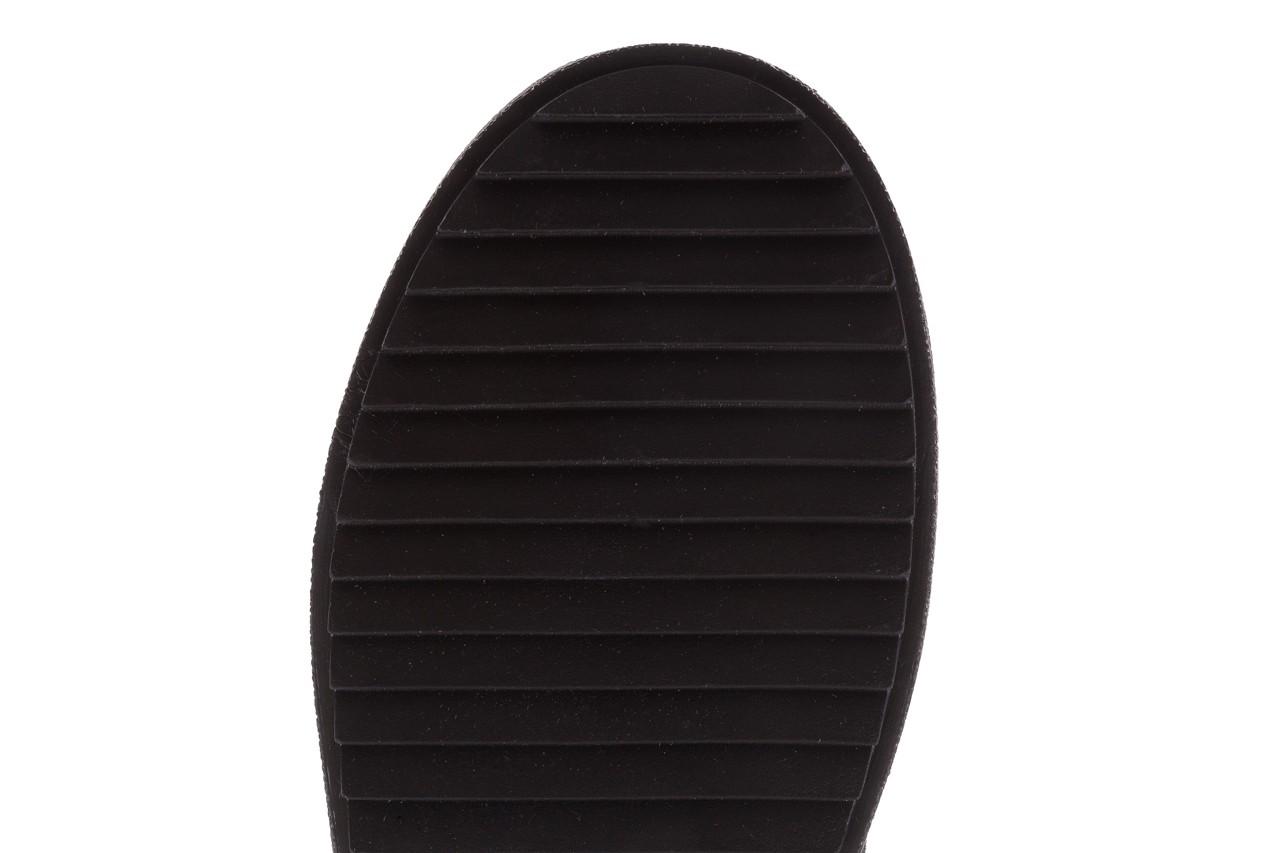 Śniegowce bayla-112 0575-9015d czarne, skóra naturalna 15