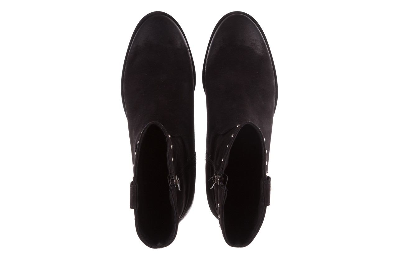 Botki bayla-170 2126 czarne botki, skóra naturalna - bayla - nasze marki 11