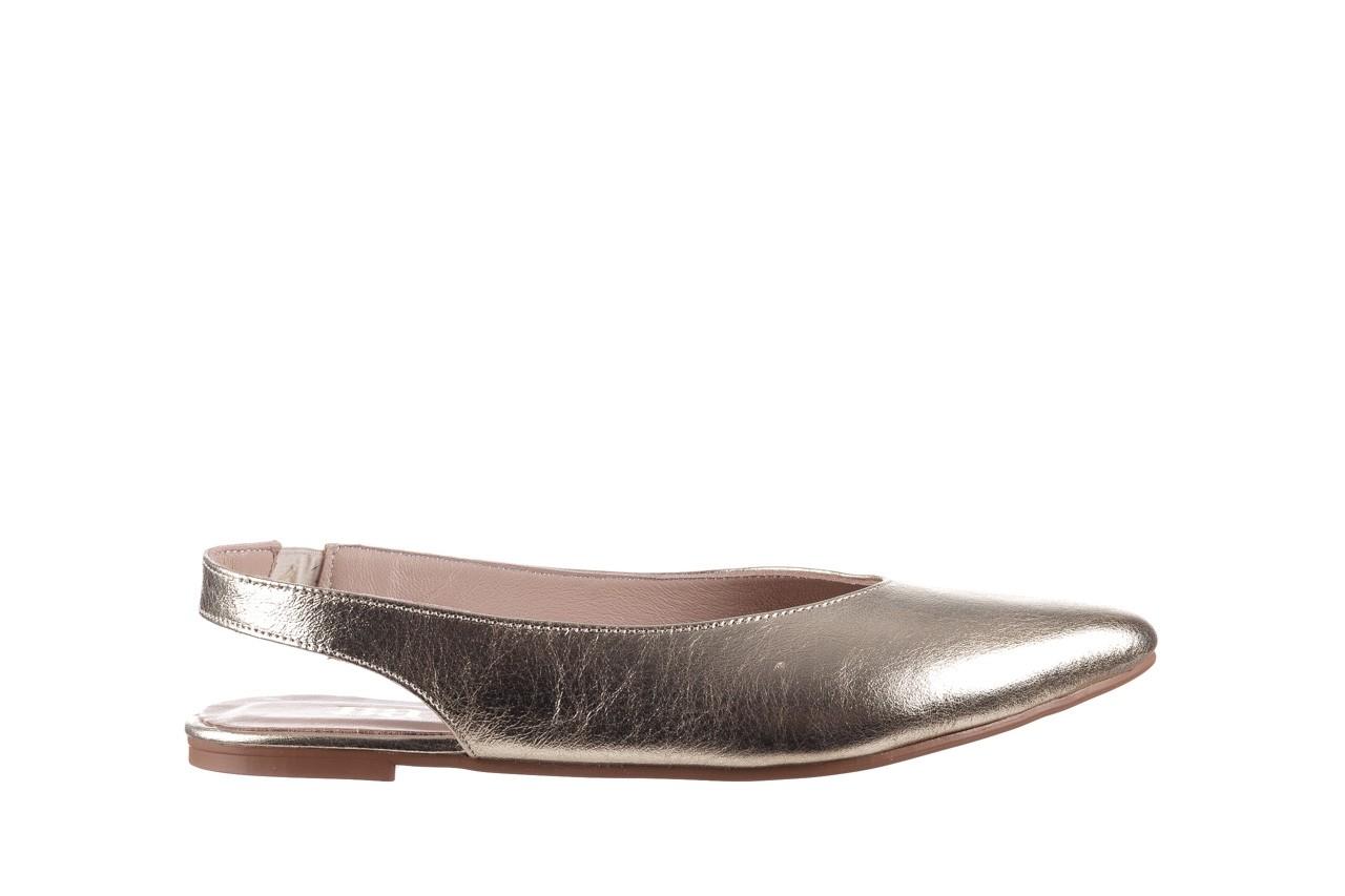 Sandały bayla-161 093 388 4034 gold, złoty, skóra naturalna - sandały - buty damskie - kobieta 7