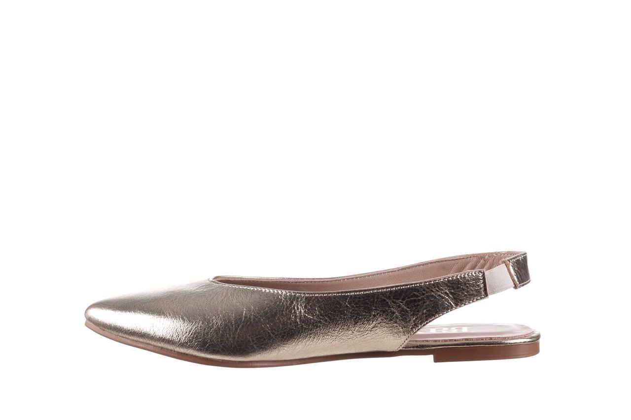 Sandały bayla-161 093 388 4034 gold, złoty, skóra naturalna - sandały - buty damskie - kobieta 9